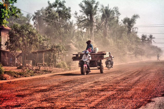 Cambodge rural. Photo C.Gargiulo
