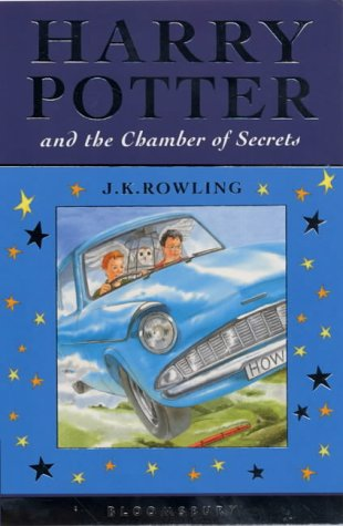 book reviews on harry potter and the chamber of secrets