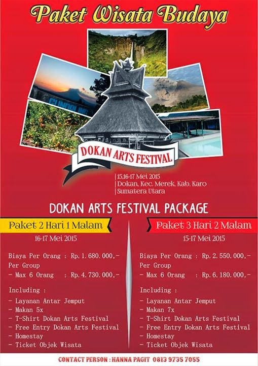 Dokan Arts Festival Package