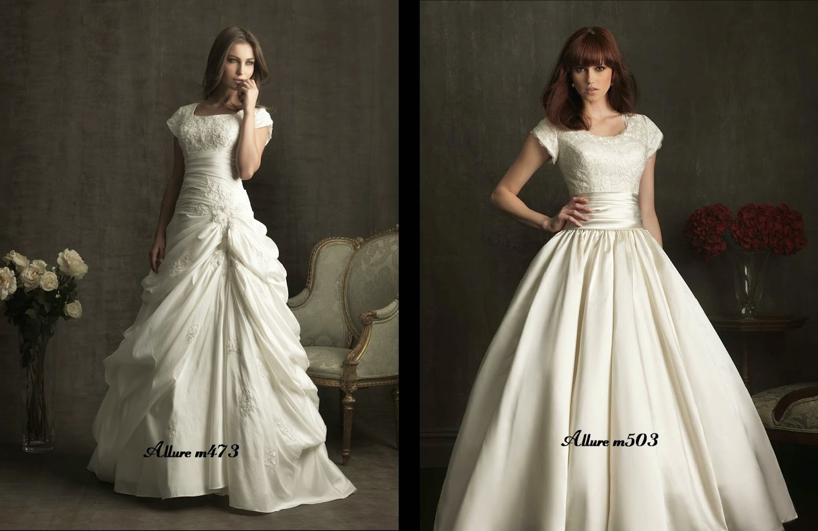 The faux menno jessa duggar mock wedding for Jessa duggar wedding dress