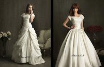 Jessa Duggar Wedding Dresses