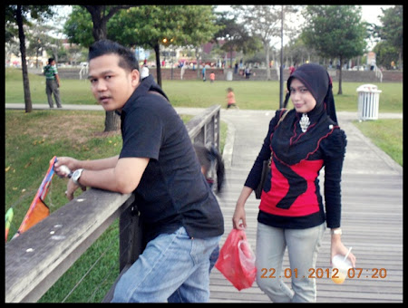 ~ My Sister & Husband ~