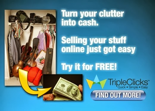 Selling your stuff online just got easy
