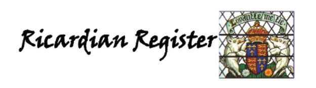 Ricardian Register