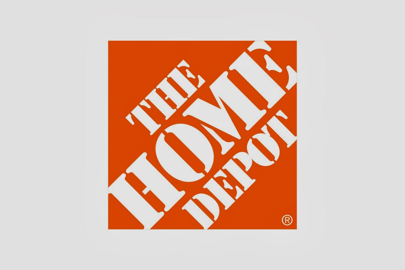 The Home Depot Logo   Logo Share