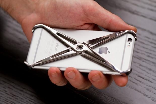 Exoesqueleto protector de iPhone