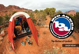 Big Agnes Tent. Thank you for your support!