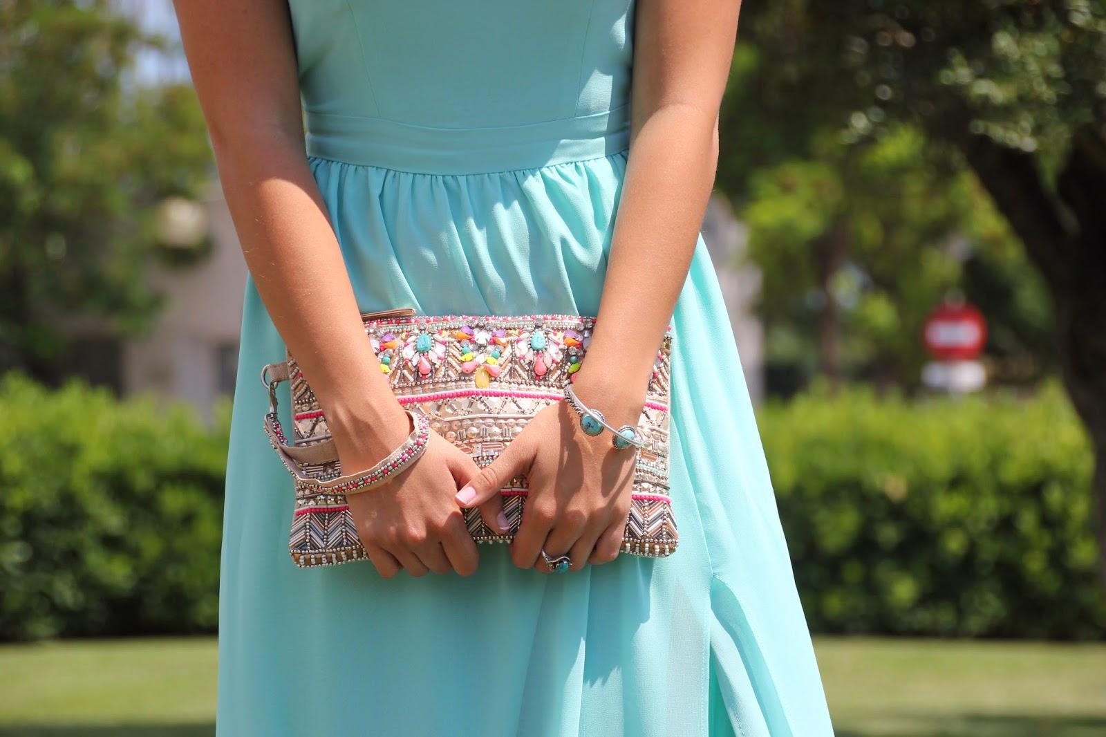 Hacer patrones de vestidos de fiesta