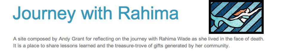 Journey with Rahima