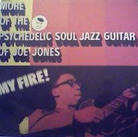 Ivan Boogaloo Joe Jones - My Fire