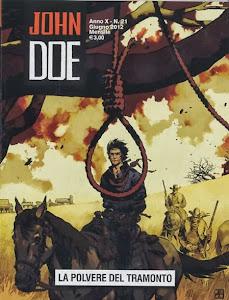 John Doe #21 - La polvere del tramonto
