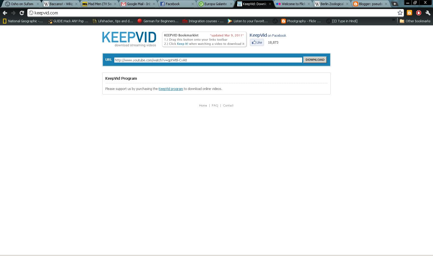 Keepvid discount coupon