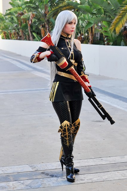 Anime Characters To Cosplay : Old anime cosplayer interview crystal graziano