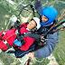 تبلغ  من العمر 104 سنوات  وتقفز  من قمة جبل  ارتفاعه 2400 قدم