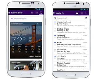 Entrar en Correo Yahoo con la nueva app Android