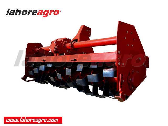 Rotavator, Rotary Tiller, Farm Implement