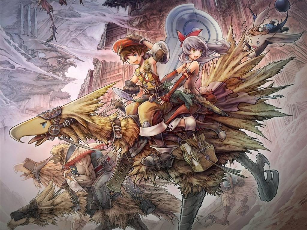 Final Fantasy HD & Widescreen Wallpaper 0.461066618547544