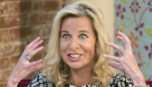 Katie Hopkins Luxe Models