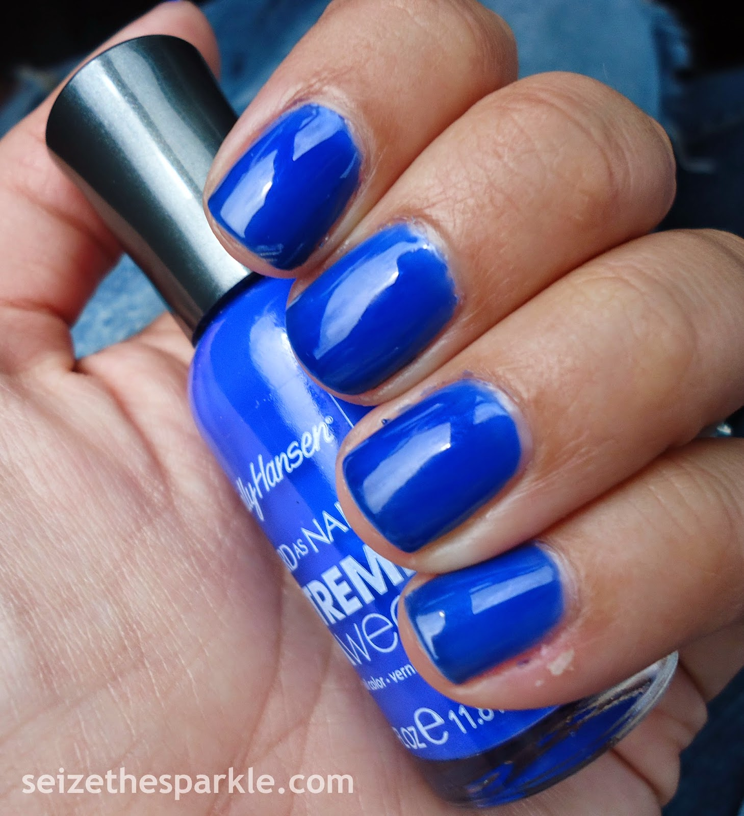Sally Hansen Royal Rage