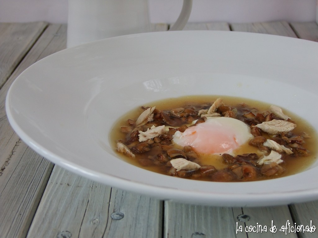 La cocina de aficionado huevos a baja temperatura for Cocina baja temperatura