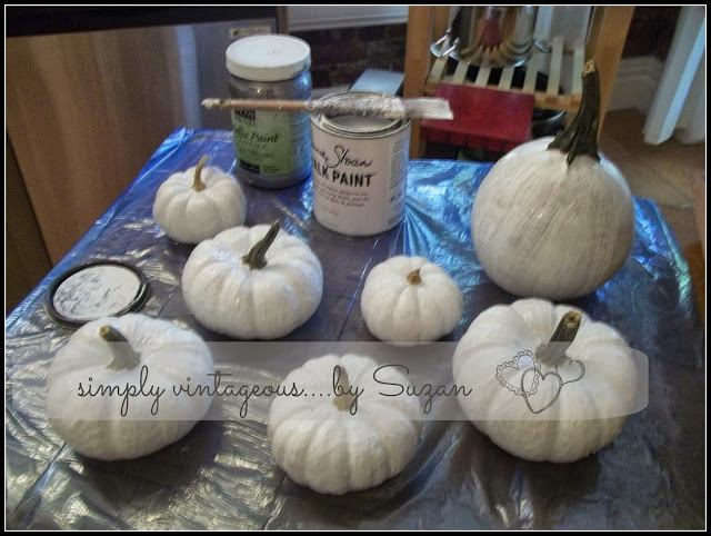 Pumpkins, decor,