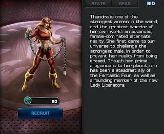 Thundra's bio