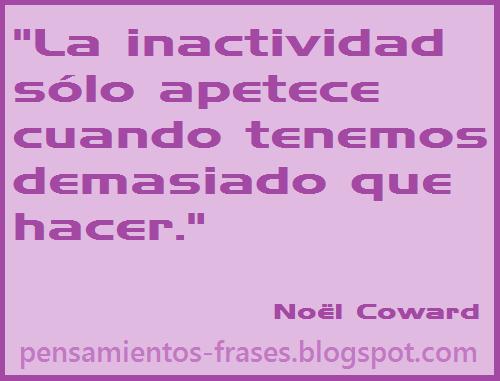 frases de Noël Coward