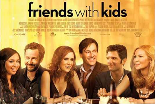 Friends With Kids affiche