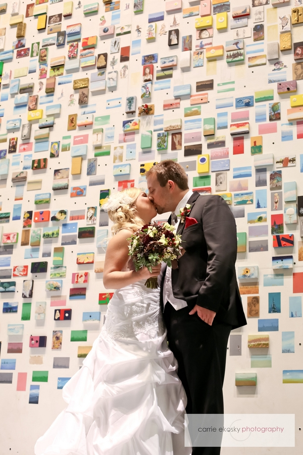 Millennium library winnipeg wedding