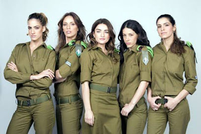 Naked jewish army girls photo 745