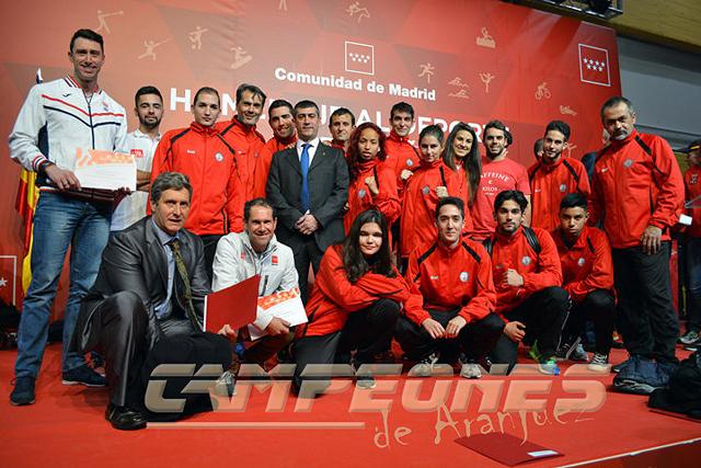 Deporte de Aranjuez