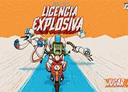 Regular Show Licencia Explosiva