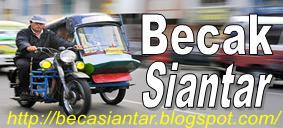 Becak Terkeren Di Indonesia