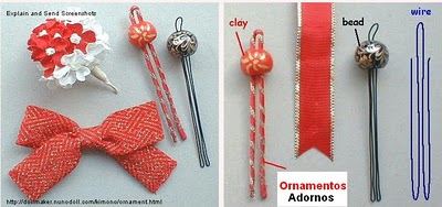 Como hacer un kimono patron y curiosidades tutoriales - Como hacer adornos para el pelo ...
