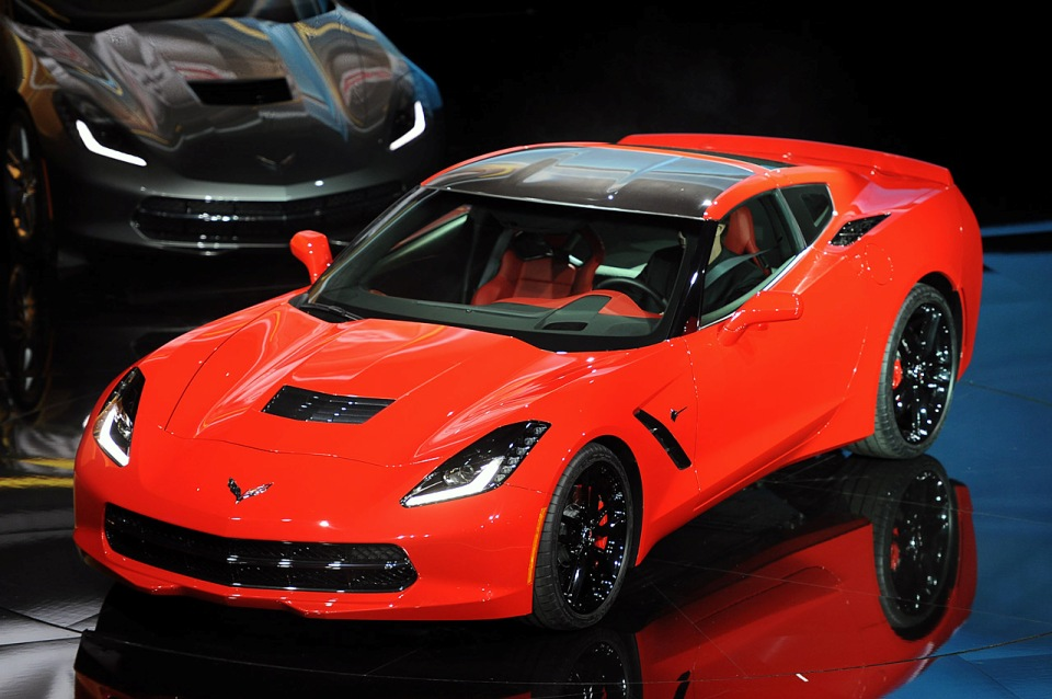new corvette stingray concept 2013 garage car. Black Bedroom Furniture Sets. Home Design Ideas