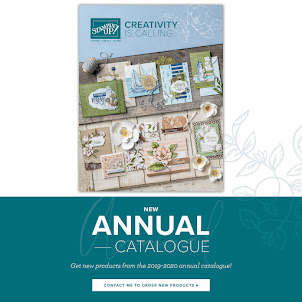The new 2019/2020  Annual Catalogue