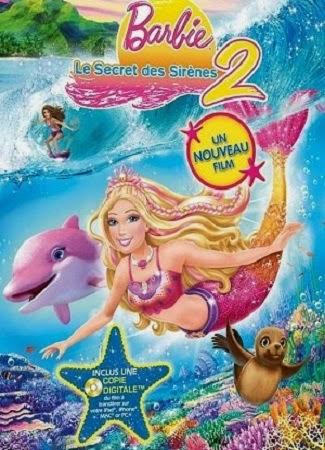 Barbie et le secret des sir nes 2 2012 regarder en ligne - Film disney gratuit ...