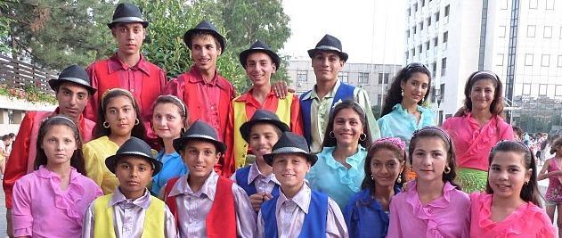 Si tinerii romi vor sa invete!