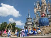 Something Sundays: First time at Disney World (img )