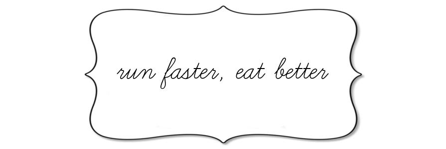 faster, better, healthier