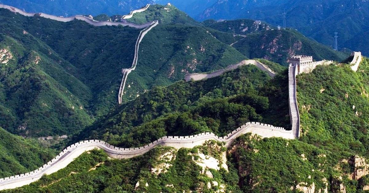Resultado de imagem para muralha da china