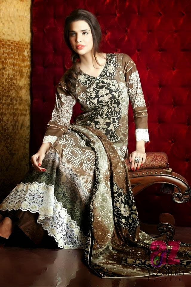 Designer Embroidered Classic Lawn Suits