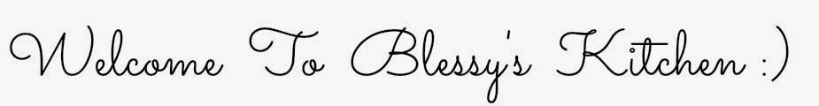 Blessy's Kitchen