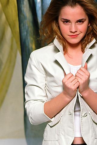 Best HD PHone Emma Watson Wallpaper for download