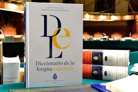 El diccionario de la RAE