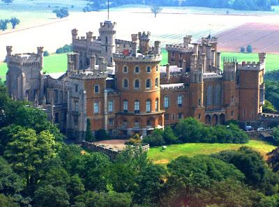 Belvoir Castle, Lincolnshire, England