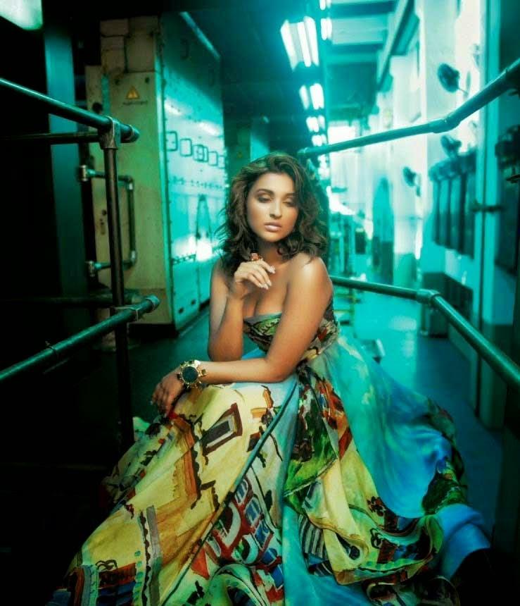 Parineeti Chopra in Femina India Magazine July 2014