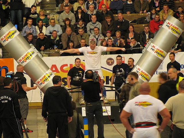 Mistrzostwa Strongman w Polsce