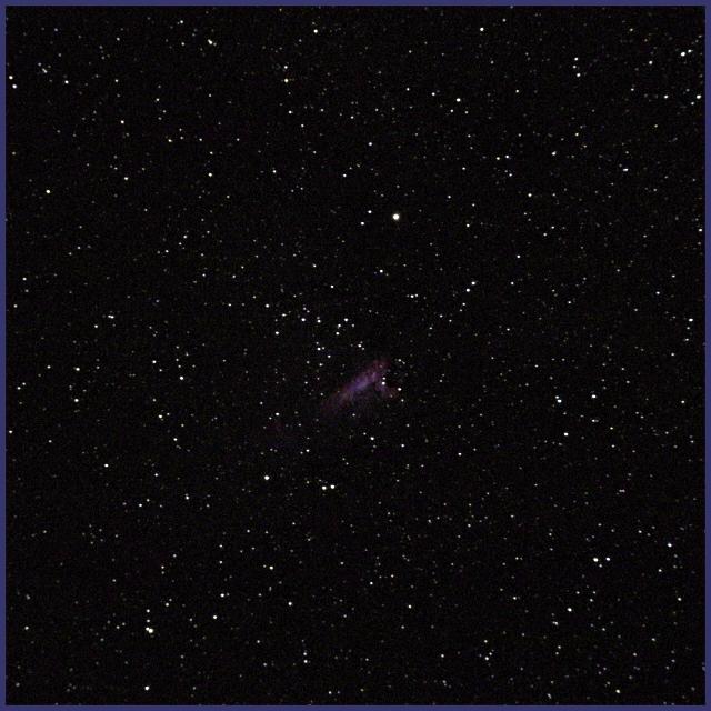 M17 Nebulosa Omega M17-0002