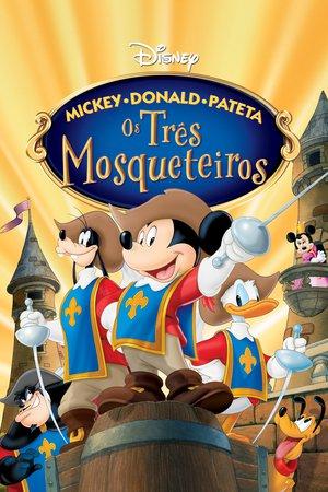 Mickey, Donald e Pateta: Os Três Mosqueteiros Torrent - BluRay 720p Dublado